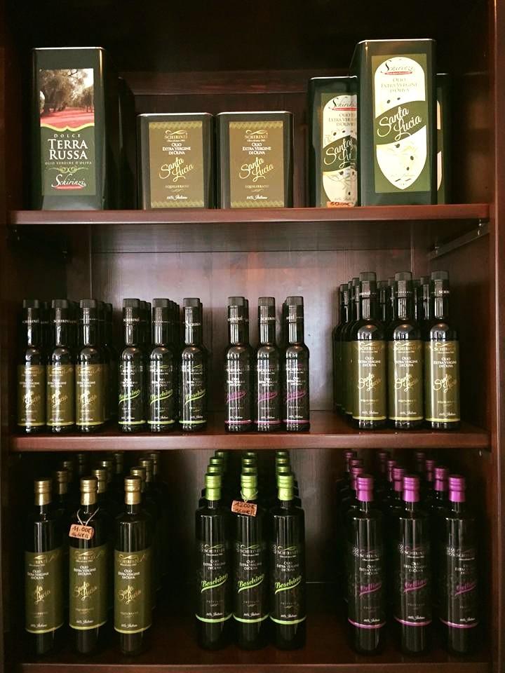 Punti vendita olio extravergine nel salento