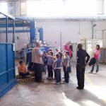 Visite guidate per scuole in frantoio