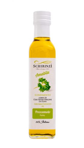 Amabile - Olio aromatizzato al Prezzemolo