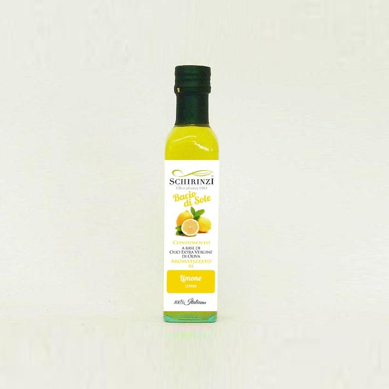 Bacio di Sole - Olio aromatizzato al Limone