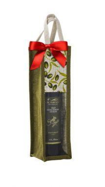 Confezioni regalo olio extravergine per Natale