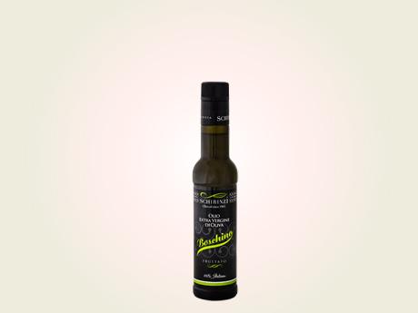 Olio Boschino bottiglia 0,25 L - monocultivar ogliarola