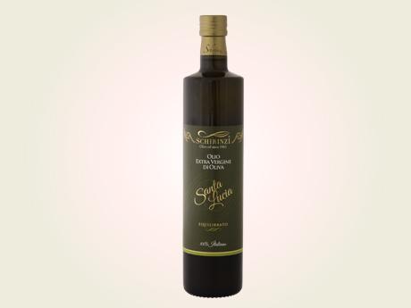 Olio extravergine di oliva equilibrato bottiglia 0,75 L