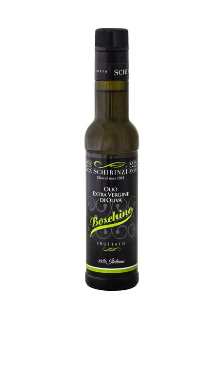 Bottiglia 0,25 L Olio Boschino fruttato
