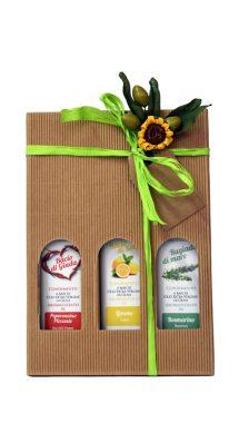 Confezione regalo cartone onda Aromi 250 ml