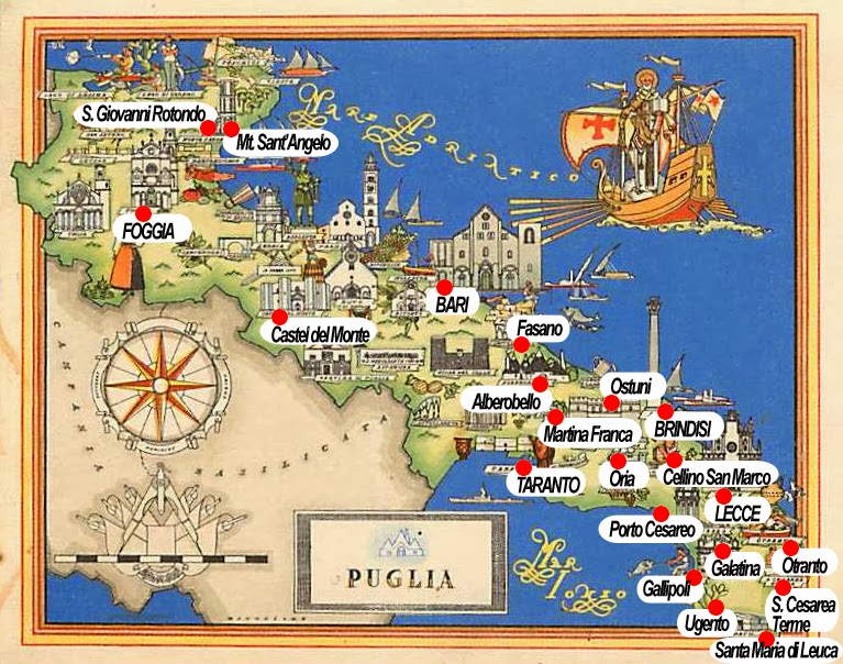 Ecco qui in Puglia dove acquistare olio extravergine