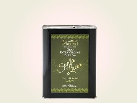 Latta 2 L olio extravergine di oliva Santa Lucia