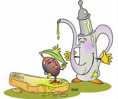 Oliera in ristorazione e divieto di rabbocco di olio extravergine