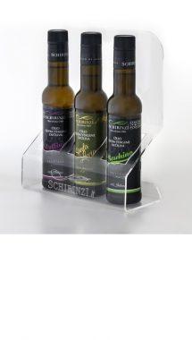 Portabottiglie universale olio-aceto