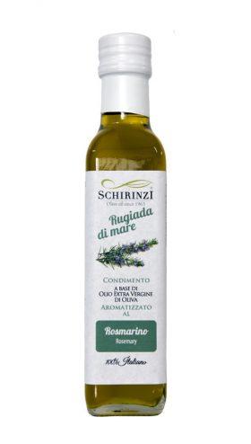 Olio aromatizzato al Rosmarino - Rugiada di Mare
