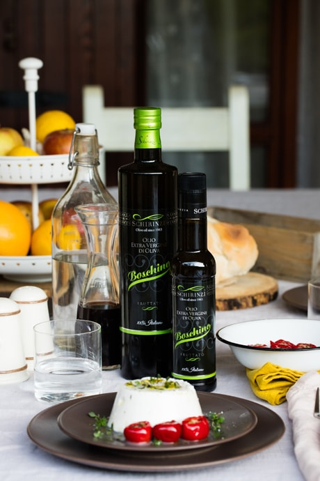 Vendita olio extravergine pugliese Boschino