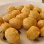 Le Pittule con le olive