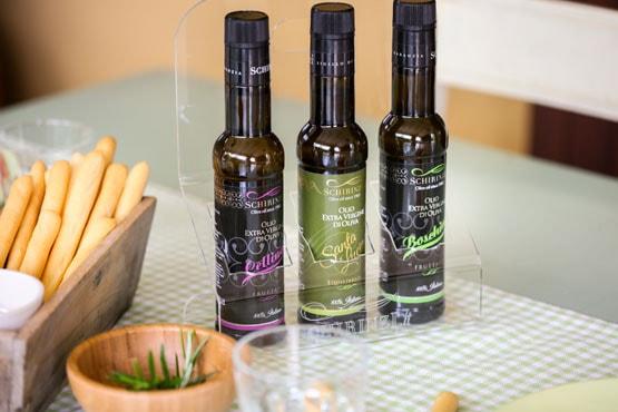 Olio di oliva del Salento