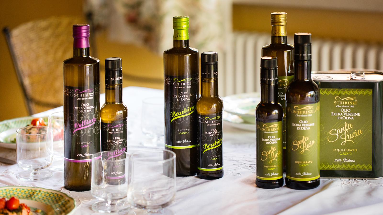 Olio extravergine per cucinare e per la tua famiglia come - Cucinare olive appena raccolte ...