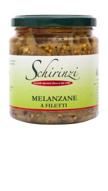 Sottoli Melanzane a filetti del Salento