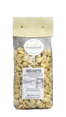 Pasta Orecchiette Senatore Cappelli pugliesi - prodotto artigianale