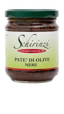 Pate di olive salentine Leccine