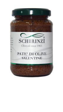 Patè di olive nere del Salento
