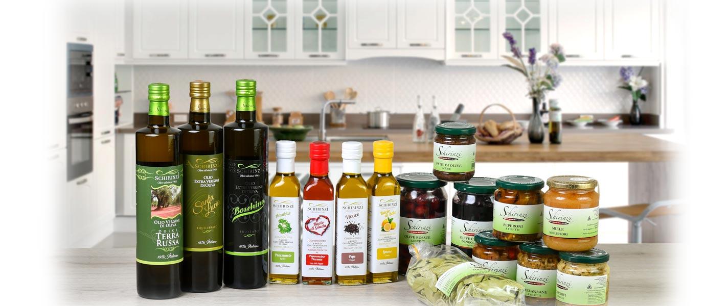 Vendita Olio Extravergine di oliva pugliese del Salento