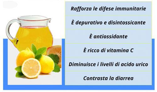 Benefici uso olio e limone