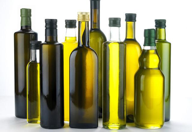 Il colore di un olio extravergine di oliva di qualità