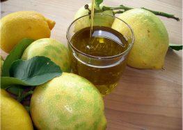 Come usare olio al limone, benefici ed abbinamenti