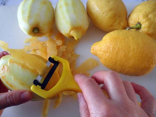 Come preparare olio e limone