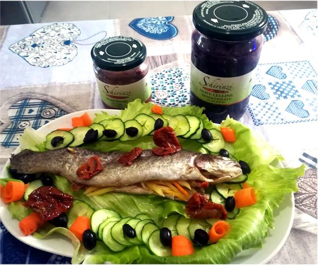 Come utilizzare in cucina Olive Celline denocciolate in salamoia