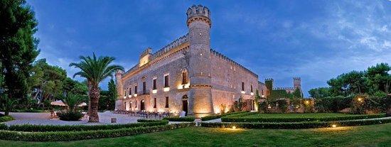 Castello Monaci a Salice Salentino