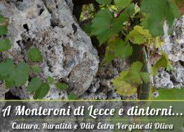 A Monteroni di Lecce: vendita olio extravergine del Salento
