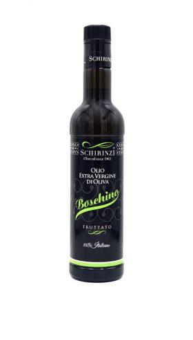 Bottiglia olio antirabbocco 0,50 L per ristoranti fruttato