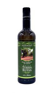 Bottiglia 0,75 L Olio Vergine Dolce Terra Russa del Salento